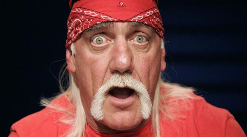 Hulk Hogan gets locked out of his house half naked