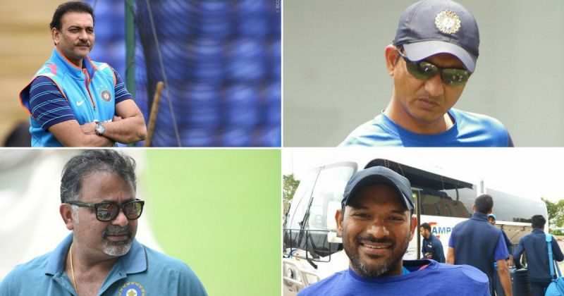 A Guide To Indian Team S Coaching And Support Staff