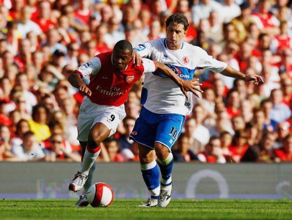 Arsenal v Middlesbrough