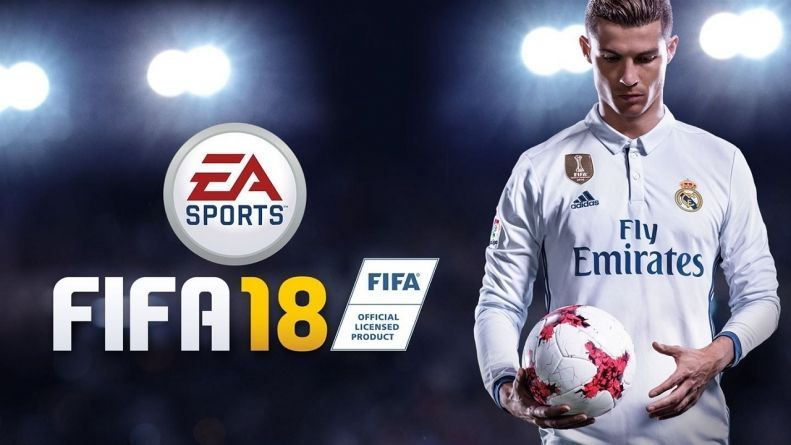 FIFA 18 arrives on 29.09.17