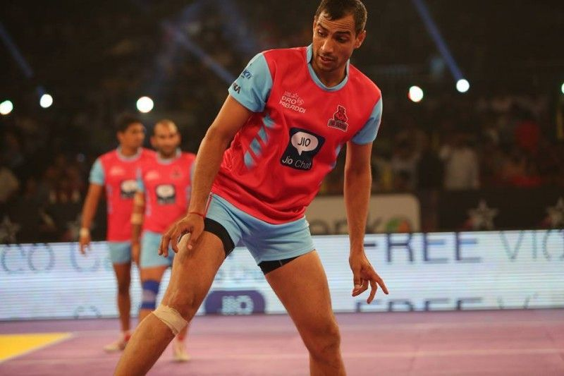 Sonu Narwal has played for the Jaipur Pink Panthers earlier
