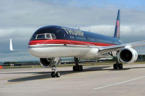 Donald Trump's 757