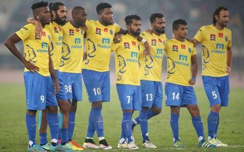 Kerala Blasters lost to ATK on penalties in the ISL final last season