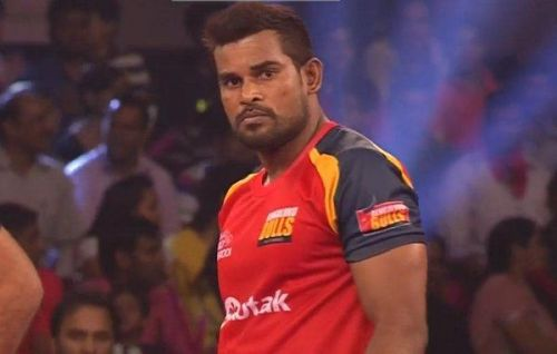 Cheralathan captained Patna Pirates to the tite last season