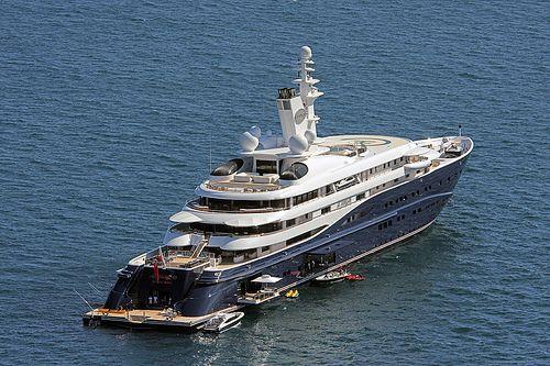 The Al Mirqab yacht