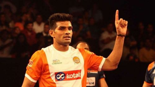 Deepak Hooda started his career in PKL with the Telugu Titans.
