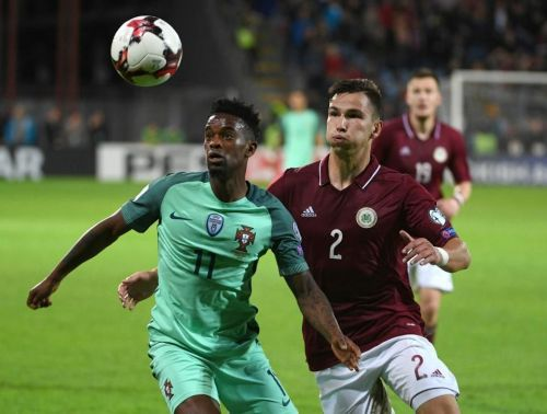 Semedo has shined in national colours too