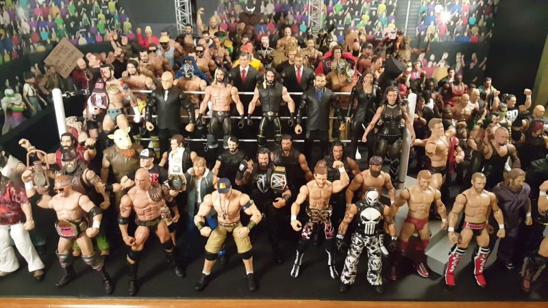 10 Of Today S Best Wwe Action Figures