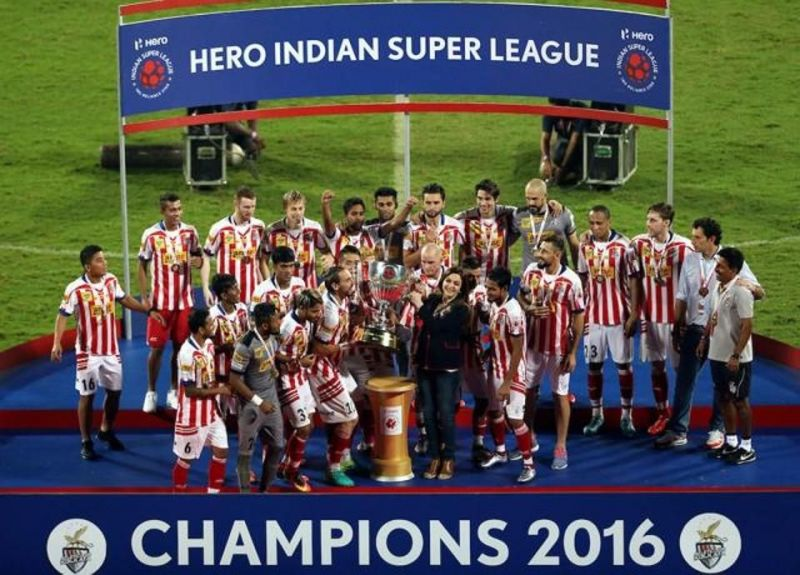 ATK are two-time ISL champions