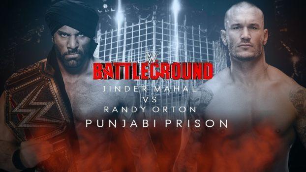 WWE Battleground 2017 matches, start time, live stream and