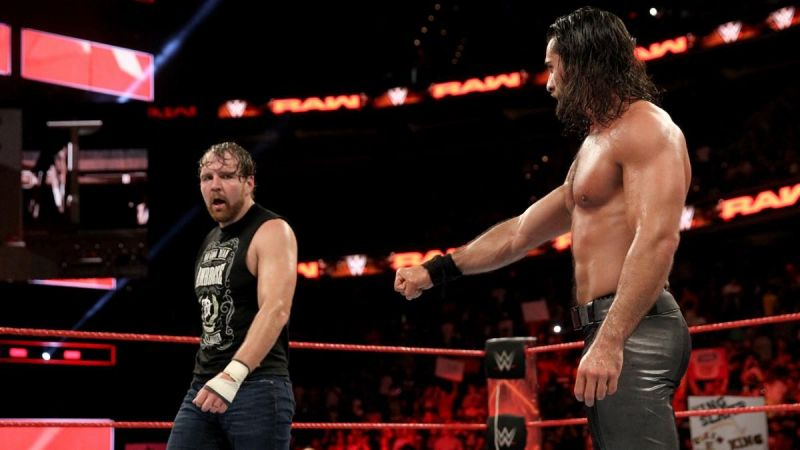 Rollins and Ambrose reunited to take on The Miz and Miztourage this past week on RAW