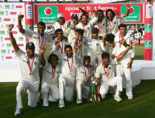 Third Test: England v India - Day Five