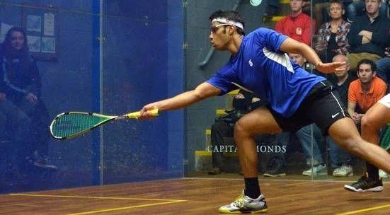 Mahesh Mangaonkar Squash