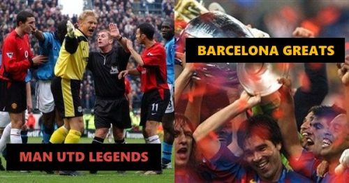 Plenty of legends will be in FIFA 18