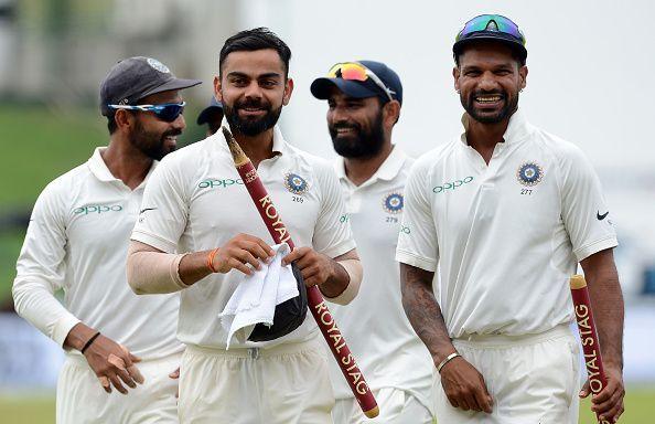 Virat Kohli And His Test Captaincy So Far