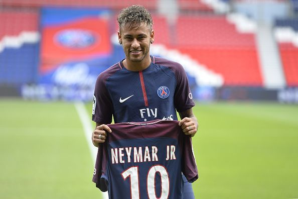 Neymar signed for PSG this summer. RIP Ligue 1?