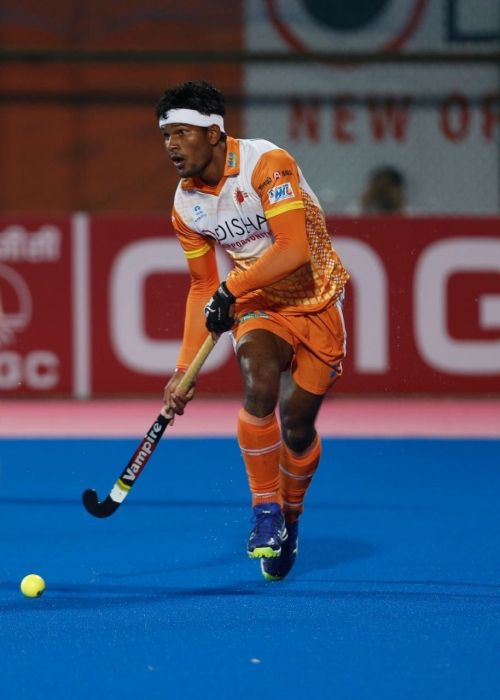 Amit Rohidas Hockey India League