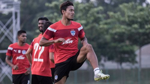 Salam Ranjan arrives from Bengaluru FC