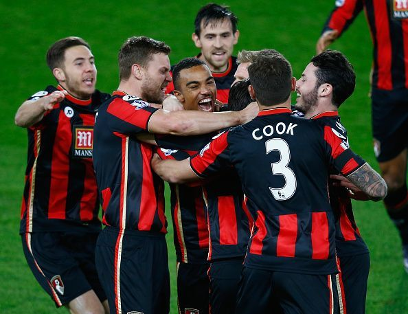 Image result for AFC Bournemouth team 2018