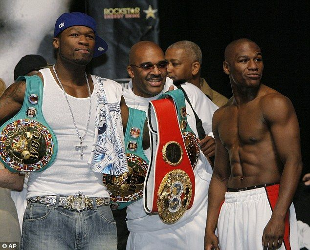 Floyd and Fiddy used to be good friends
