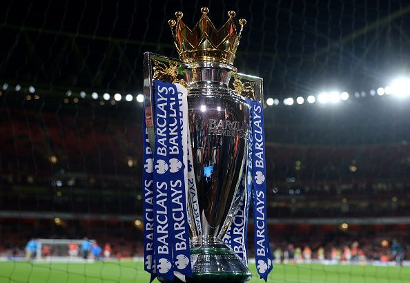 As many as seven teams compete for the top four in the Premier League