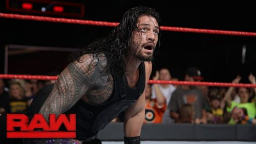 Why hasn't Reigns won a single PPV match since Wrestlemania 33?