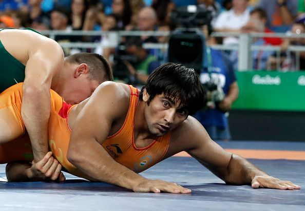 World amateur wrestling championships