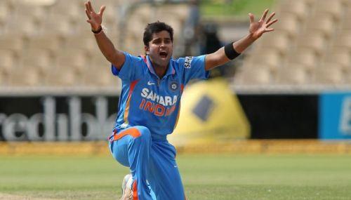 Vinay Kumar started his career as a batsman