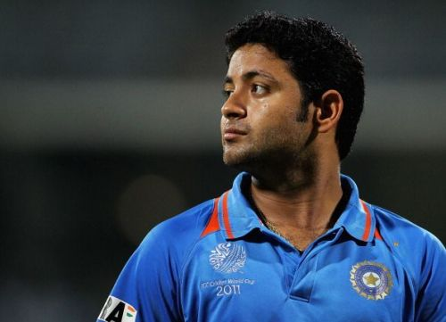 India v New Zealand - 2011 ICC World Cup Warm Up Game