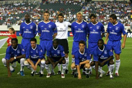Chelsea v AC Milan