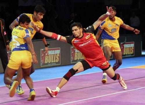 Thalaivas fell just short of a historic comeback