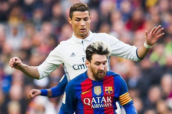 It helps having the two best players in the world in the same league