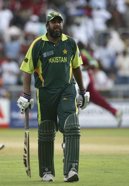Group D, West Indies v Pakistan - Cricket World Cup 2007
