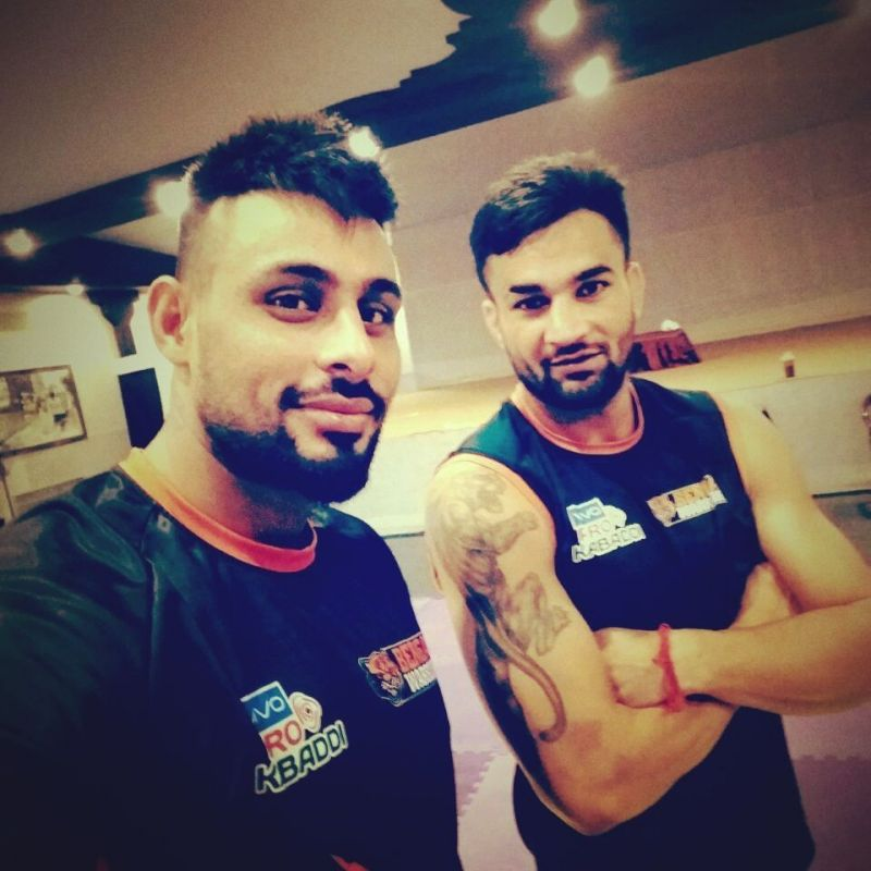 Ran Singh and Maninder previously plied their trade for Jaipur.