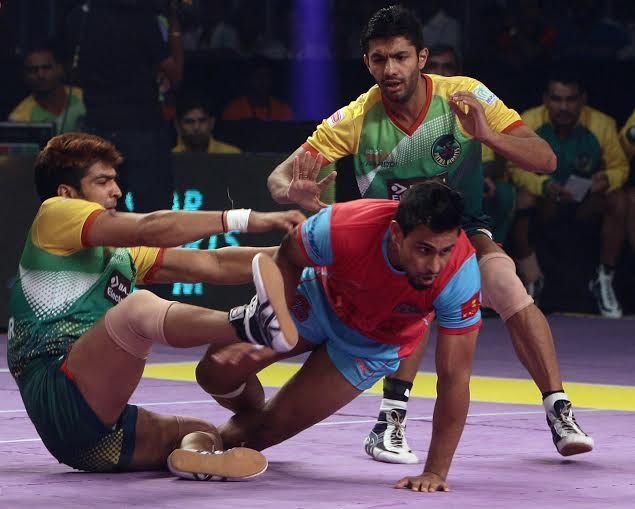 Maninder Singh amassed 130 raid points in his first season with the Jaipur Pink Panthers.