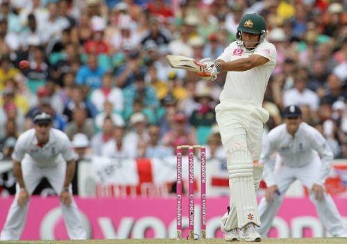 Fifth Test - Australia v England: Day One