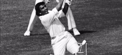Sunil Gavaskar played a crucial role in India registering theri first win in West Indies