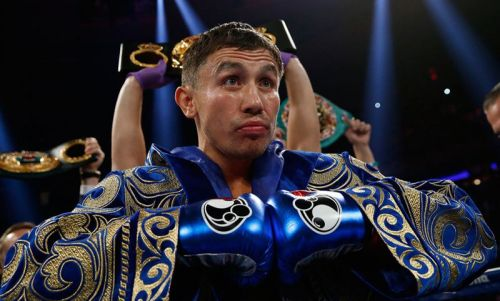 GGG is a destroyer in the ring and one of the top P4P boxers today.