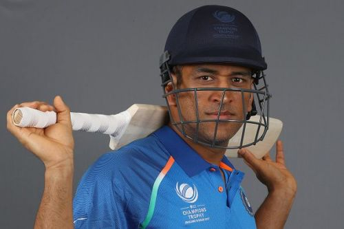 ICC Champions Trophy - India Portrait Session : News Photo