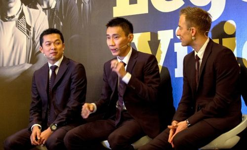 Lee Chong Wei will be among the players visiting India in November