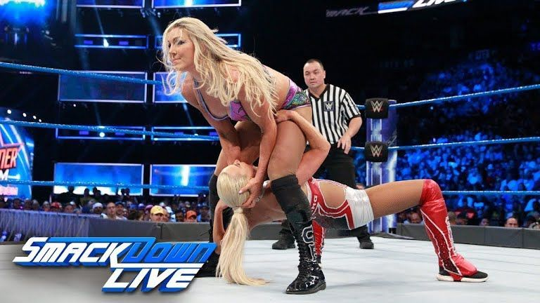 Charlotte Flair Made Light Of Her Wardrobe Malfunction Against Lana