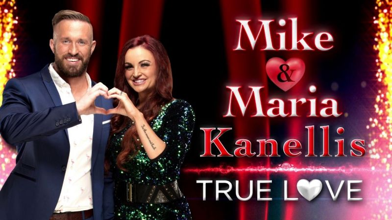 Mike and Maria aim to spread the power of love in the WWE Universe.