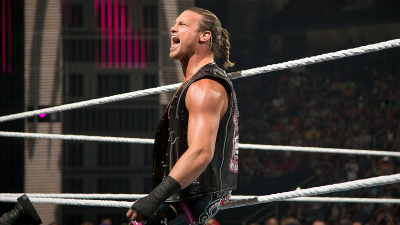 WWE Creative currently has nothing for Dolph Ziggler it would seem
