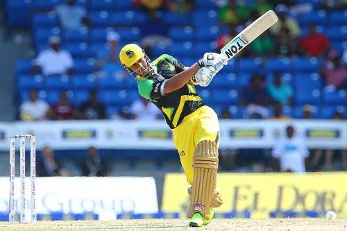 2017 HERO Caribbean Premier League - Barbados Tridents v Jamaica Tallawahs