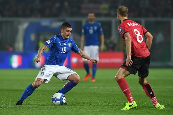 Italy v Albania - FIFA 2018 World Cup Qualifier