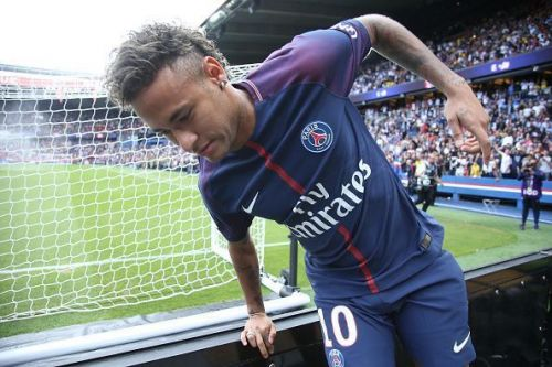 PSG triggered Neymar's release clause of €22M
