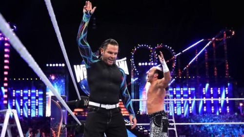 The Hardy Boyz are back...in the video game