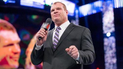 Kane during