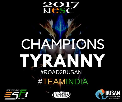 Champions Tyranny