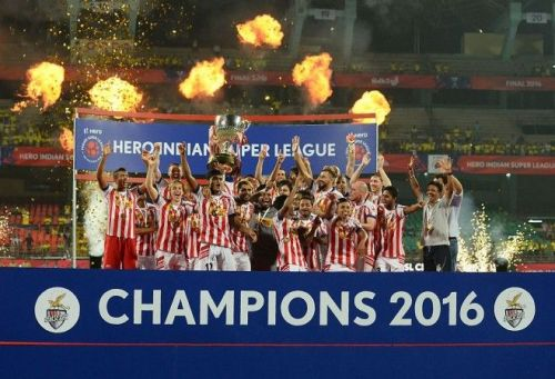 ATK are the defending ISL champions
